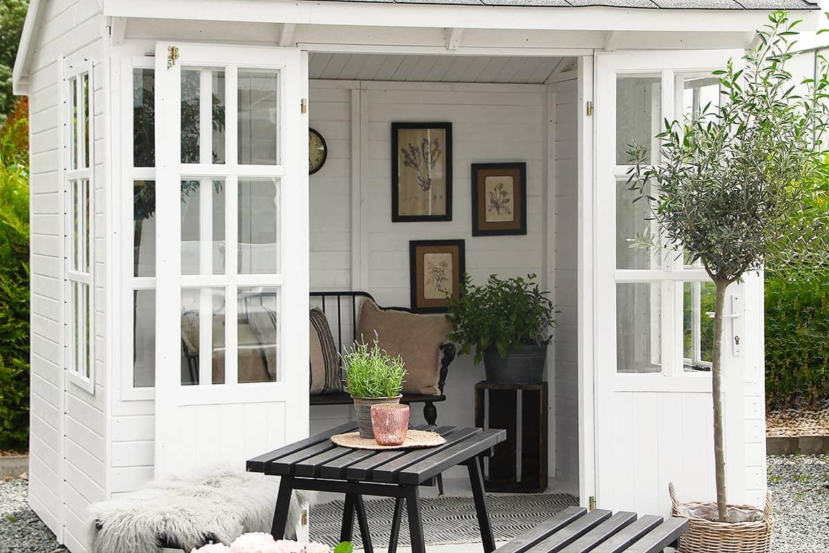 Ratgeber Einrichtungsideen Gartenhaus De